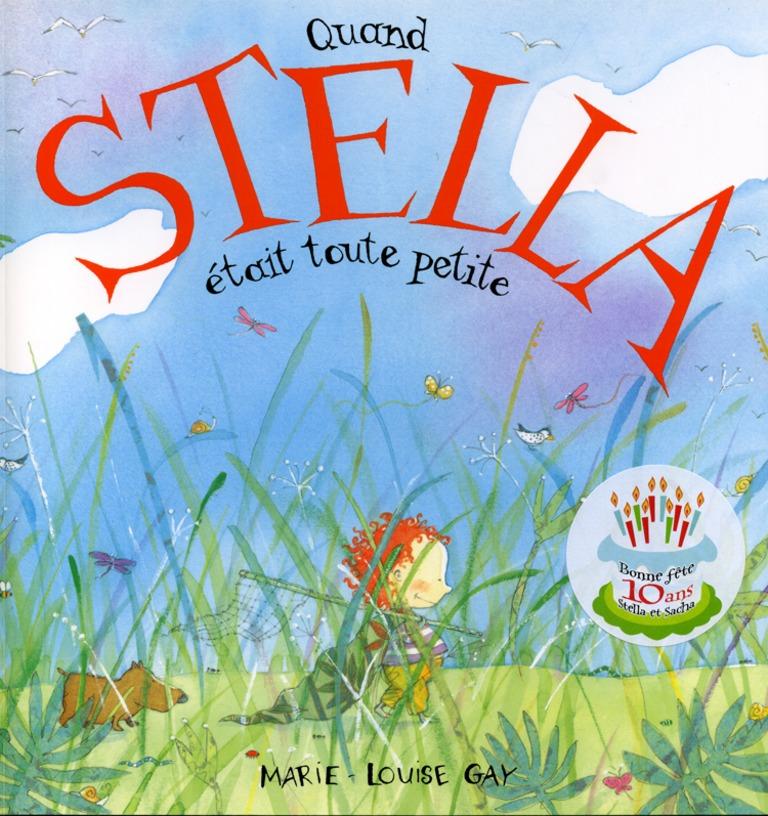 Quand Stella était toute petite