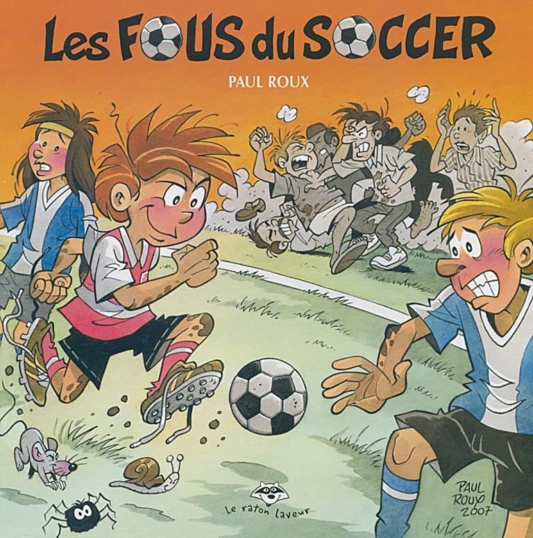 Les fous du soccer