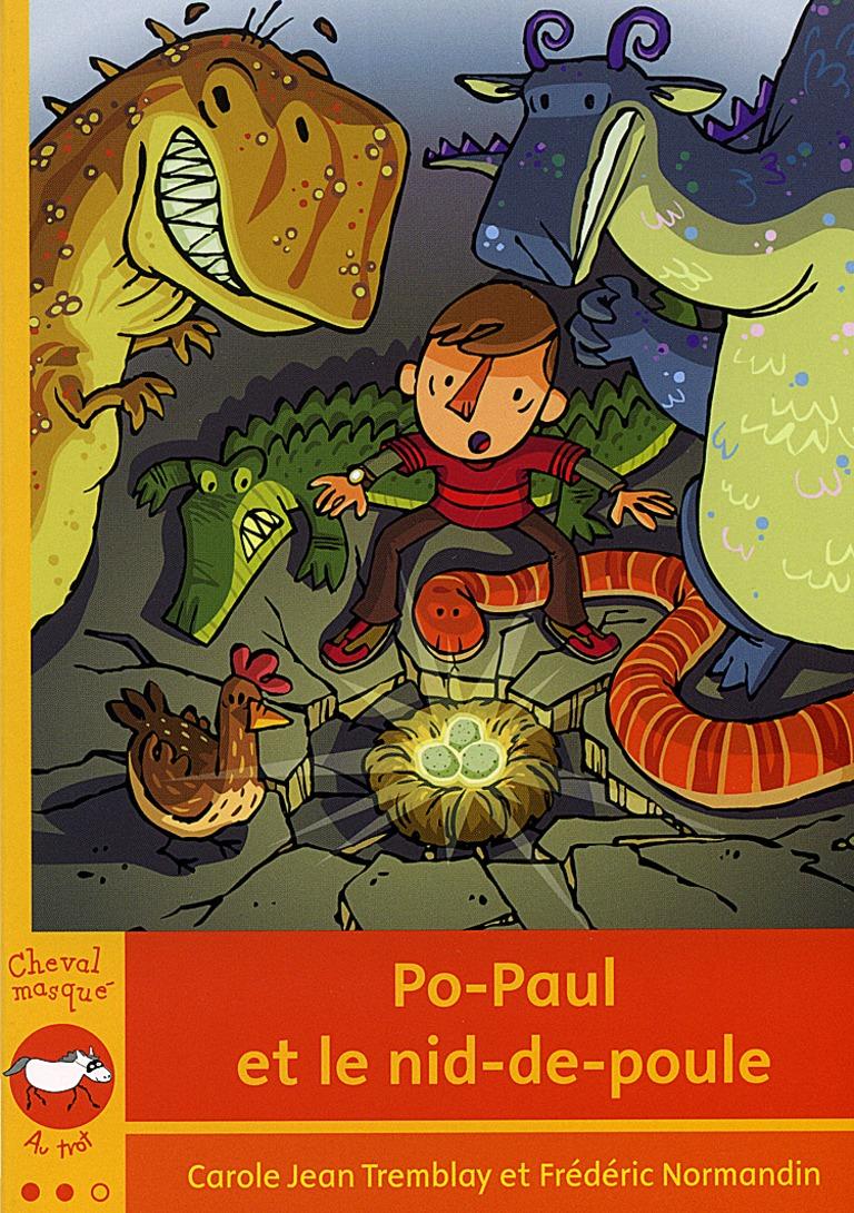 Po-Paul et le nid-de-poule