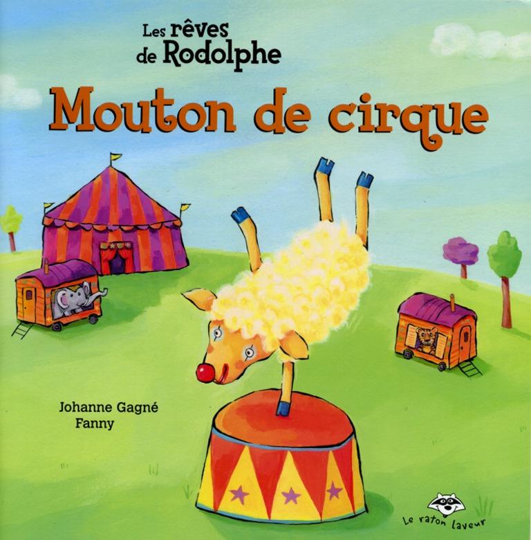 Mouton de cirque