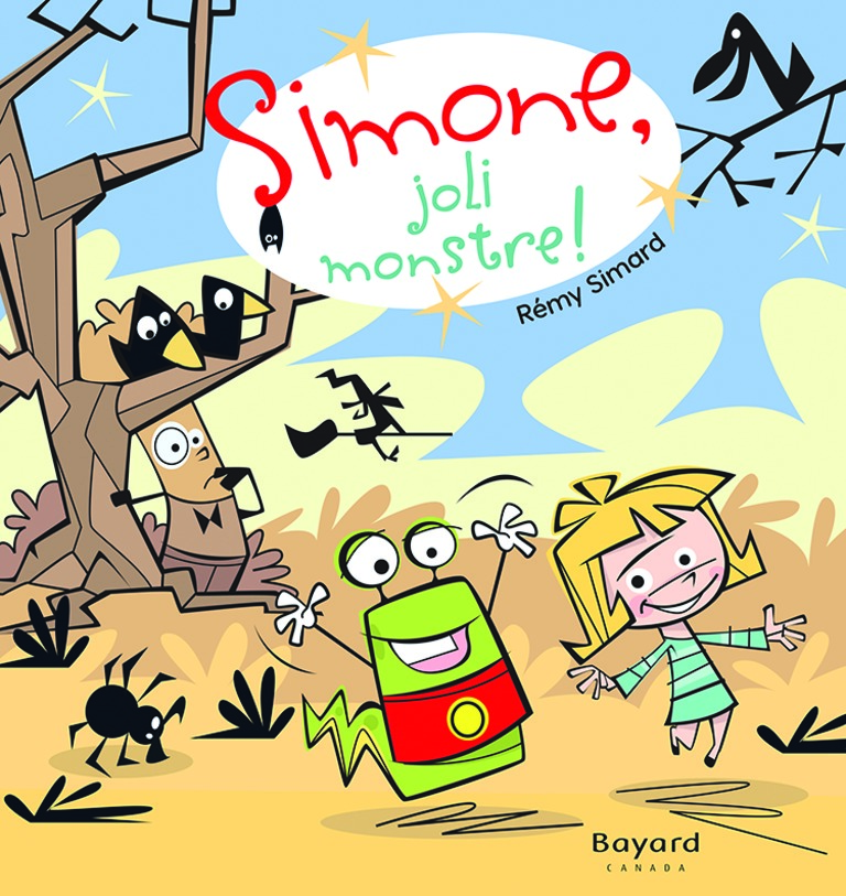 Simone, joli monstre!