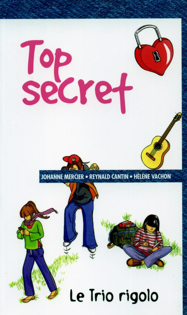 Top secret : [nouvelles]