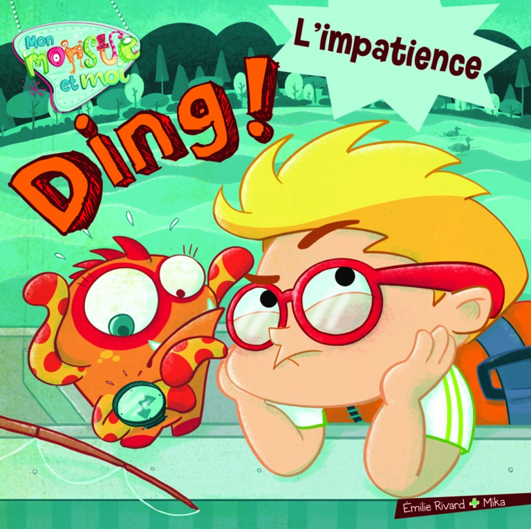 Ding! : l'impatience