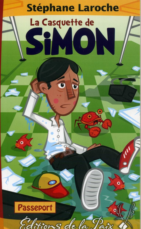 La casquette de Simon