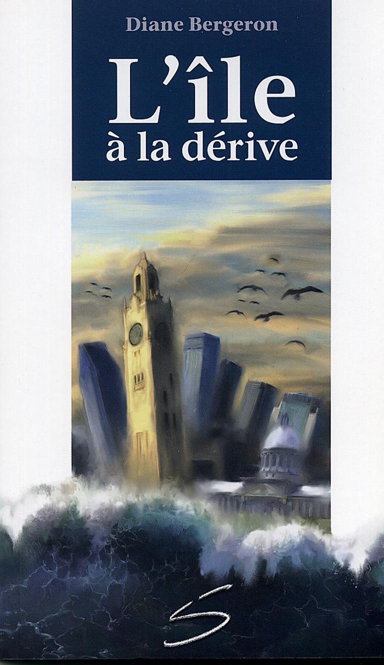 L'île à la dérive : roman