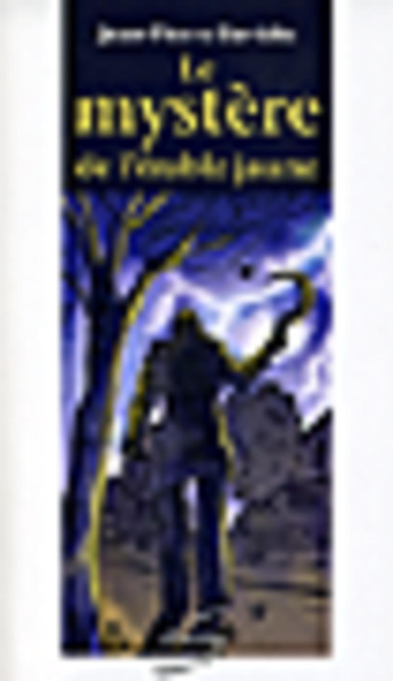 Le mystère de l'érable jaune : Gilles Jourdan enquête : un roman