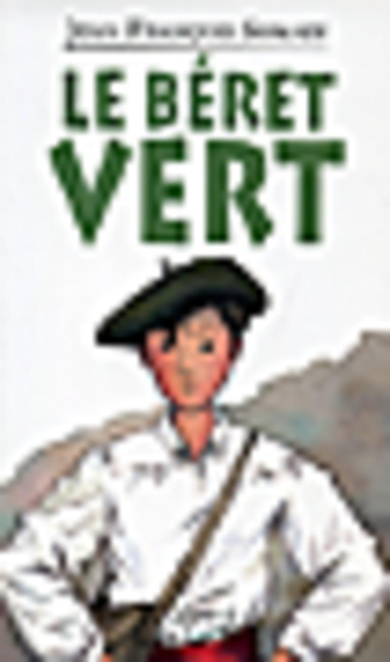 Le béret vert : un roman
