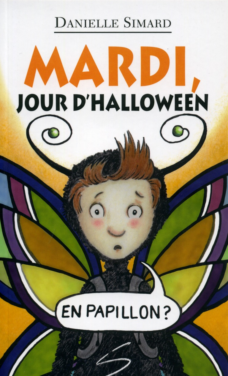 Mardi, jour d'Halloween : un roman