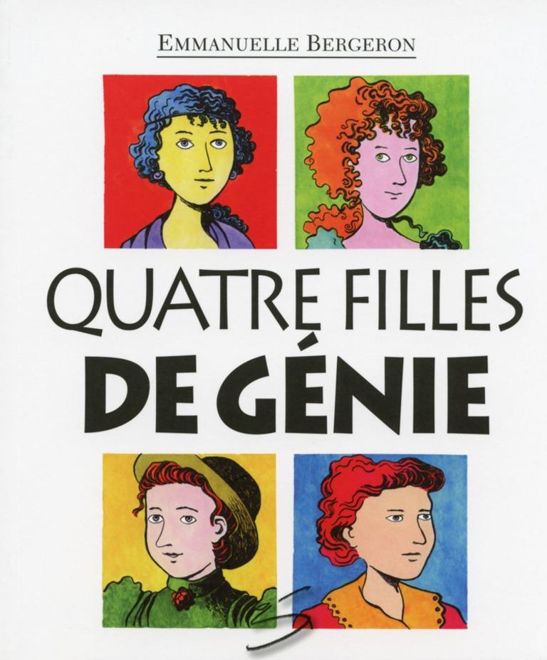 Quatre filles de génie