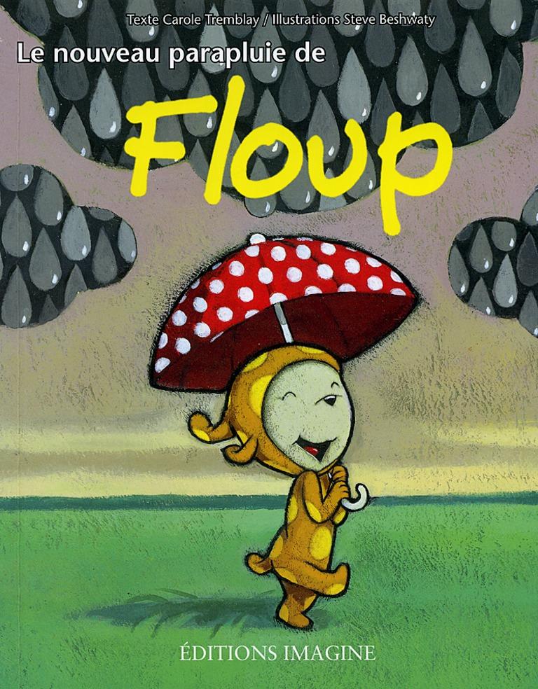 Le nouveau parapluie de Floup