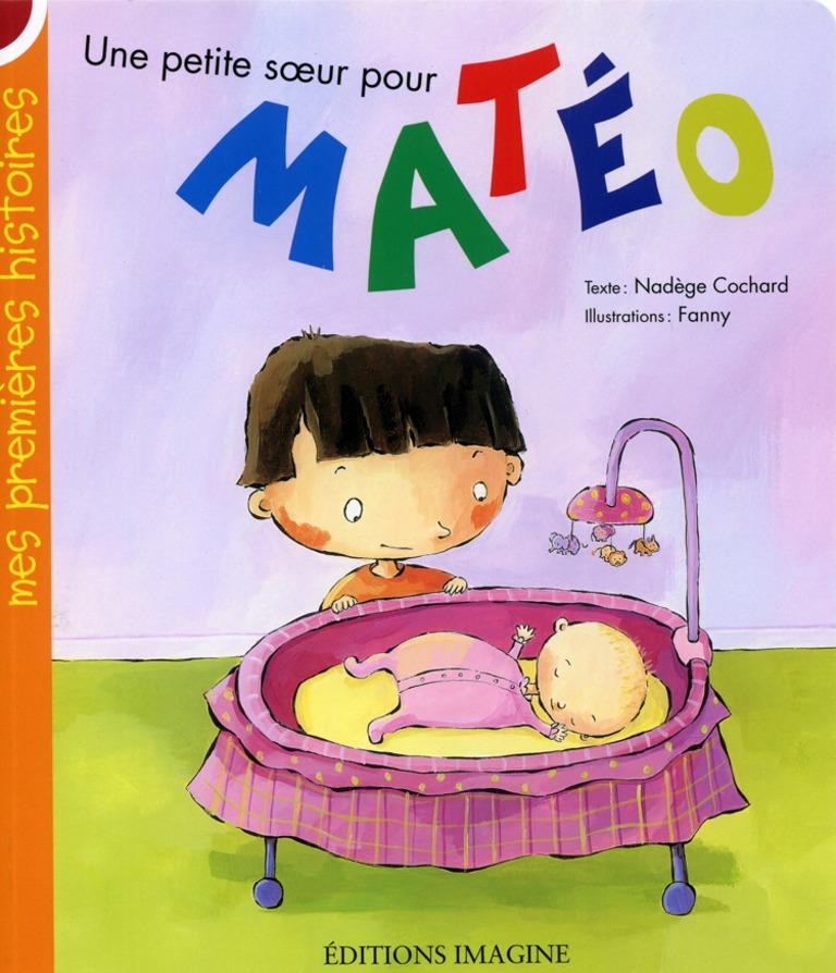 Une petite soeur pour Matéo