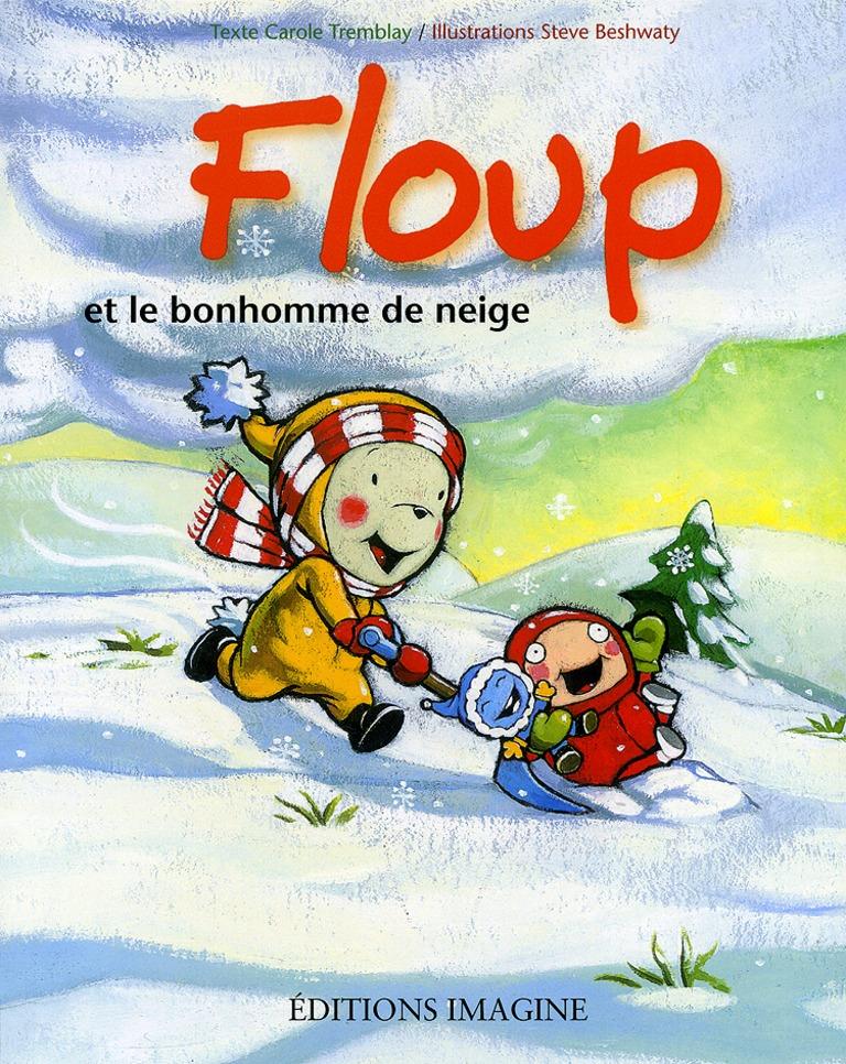 Floup et le bonhomme de neige