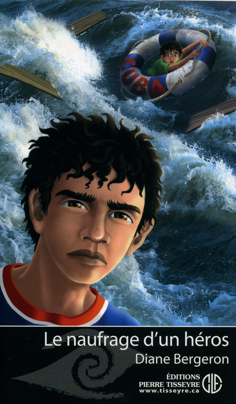 Le naufrage d'un héros : roman