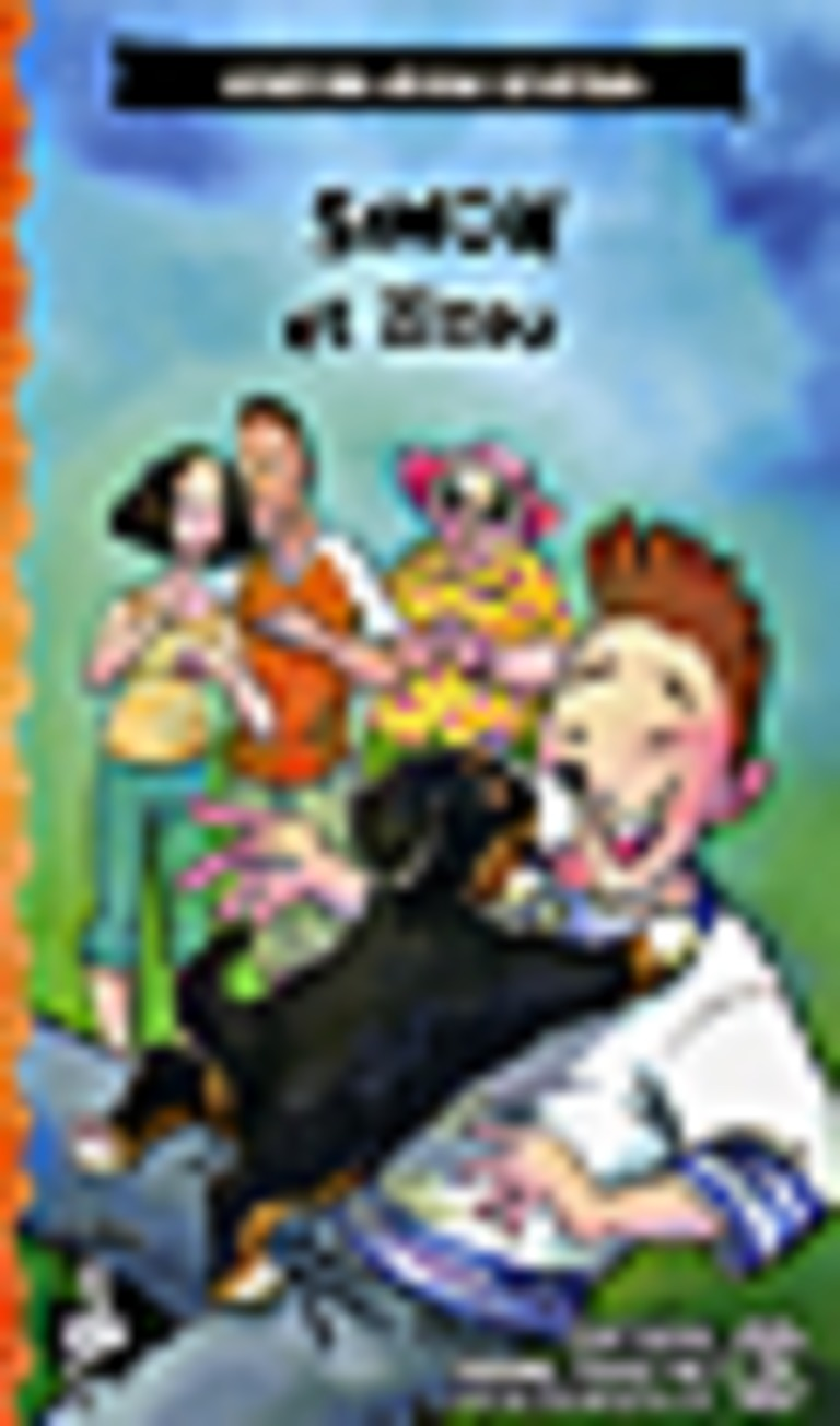 Simon et Zizou : roman