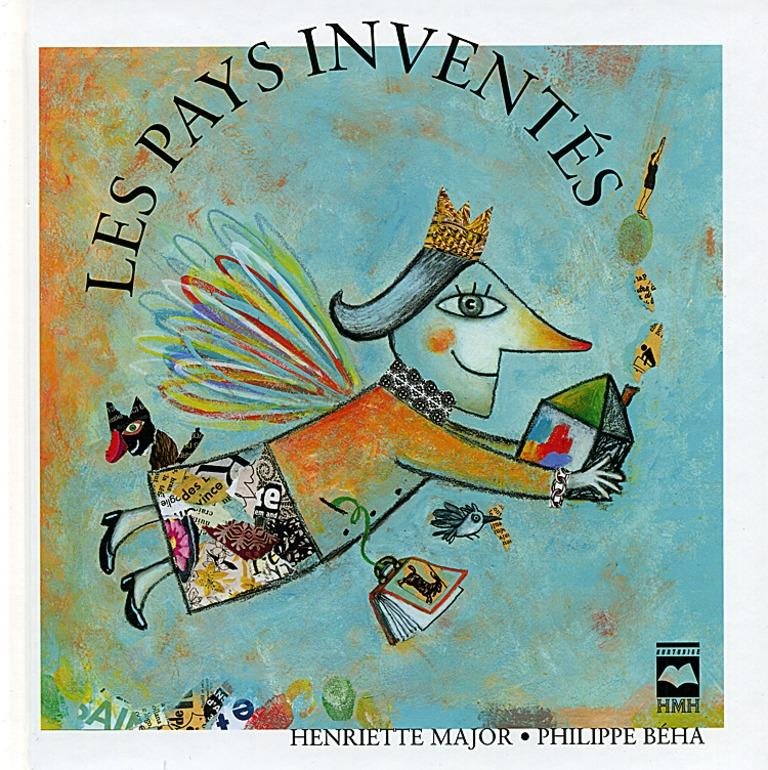 Les pays inventés : [poésie