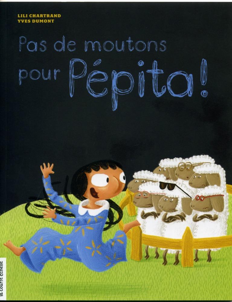Pas de moutons pour Pépita!