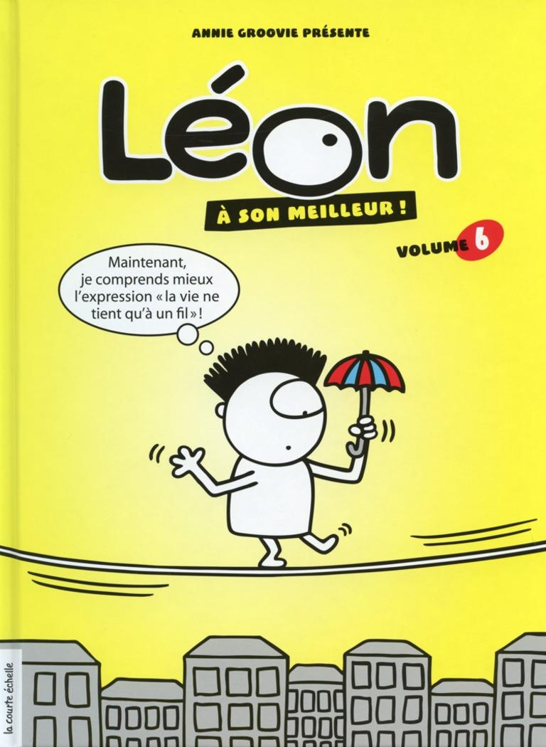 Léon à son meilleur!