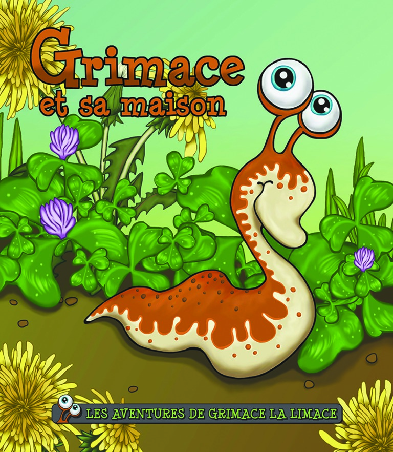 Grimace et sa maison