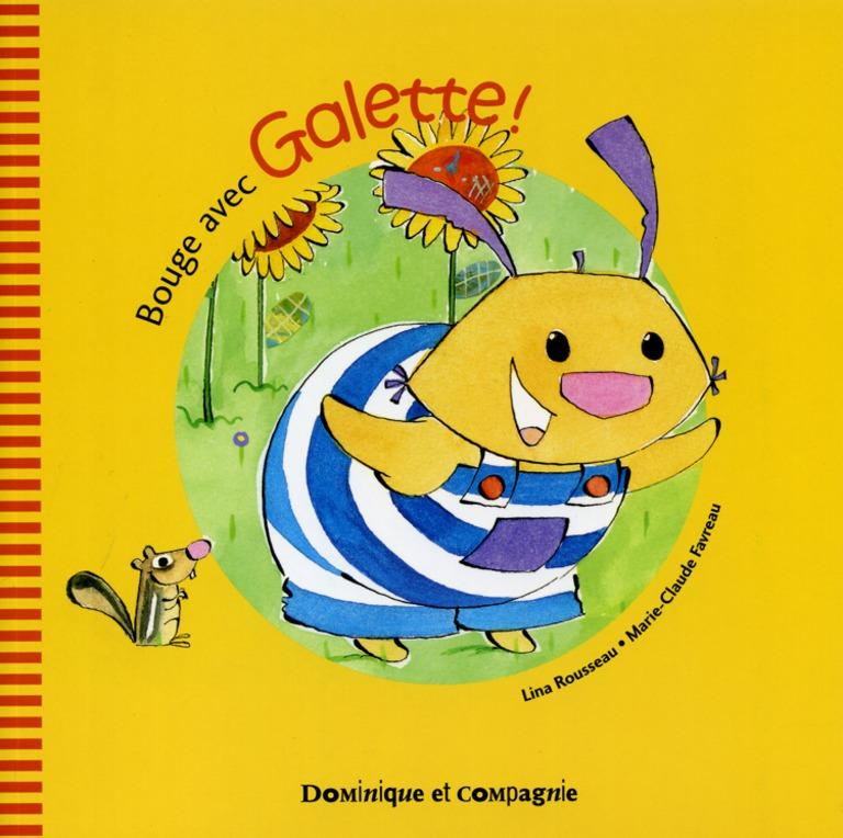 Bouge avec Galette!