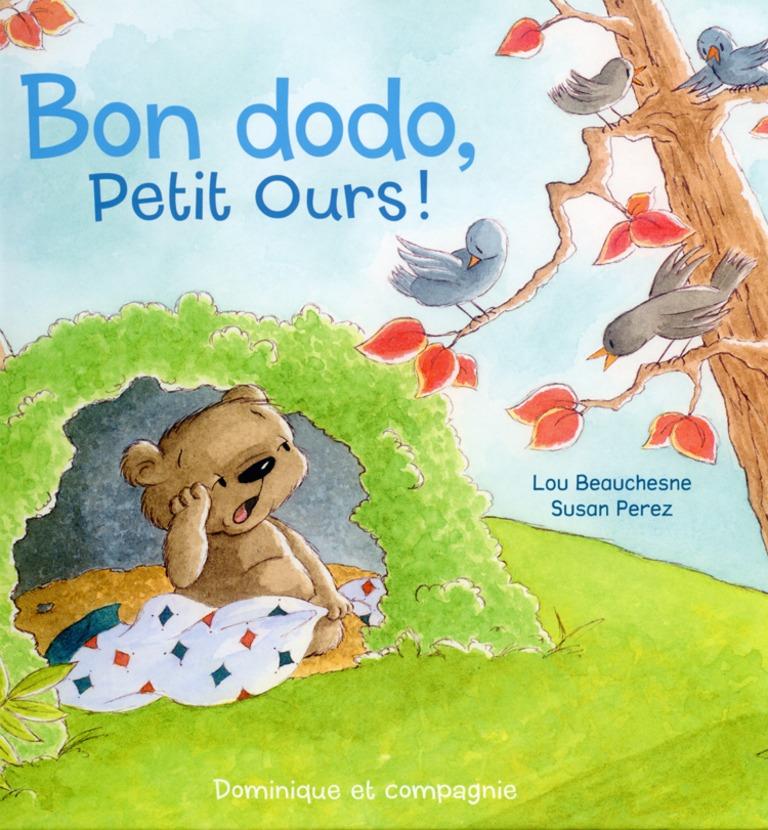 Bon dodo, Petit Ours!