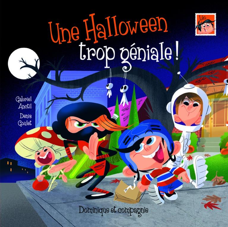 Une Halloween trop géniale!
