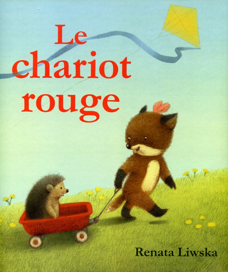 Le chariot rouge