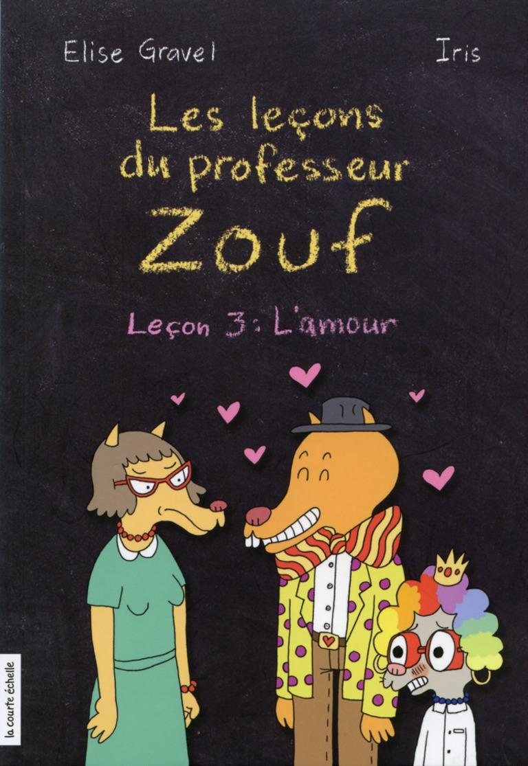 L'amour : leçon 3