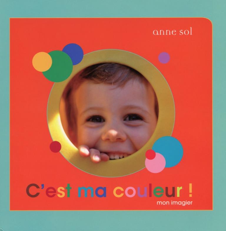 C'est ma couleur! : mon imagier