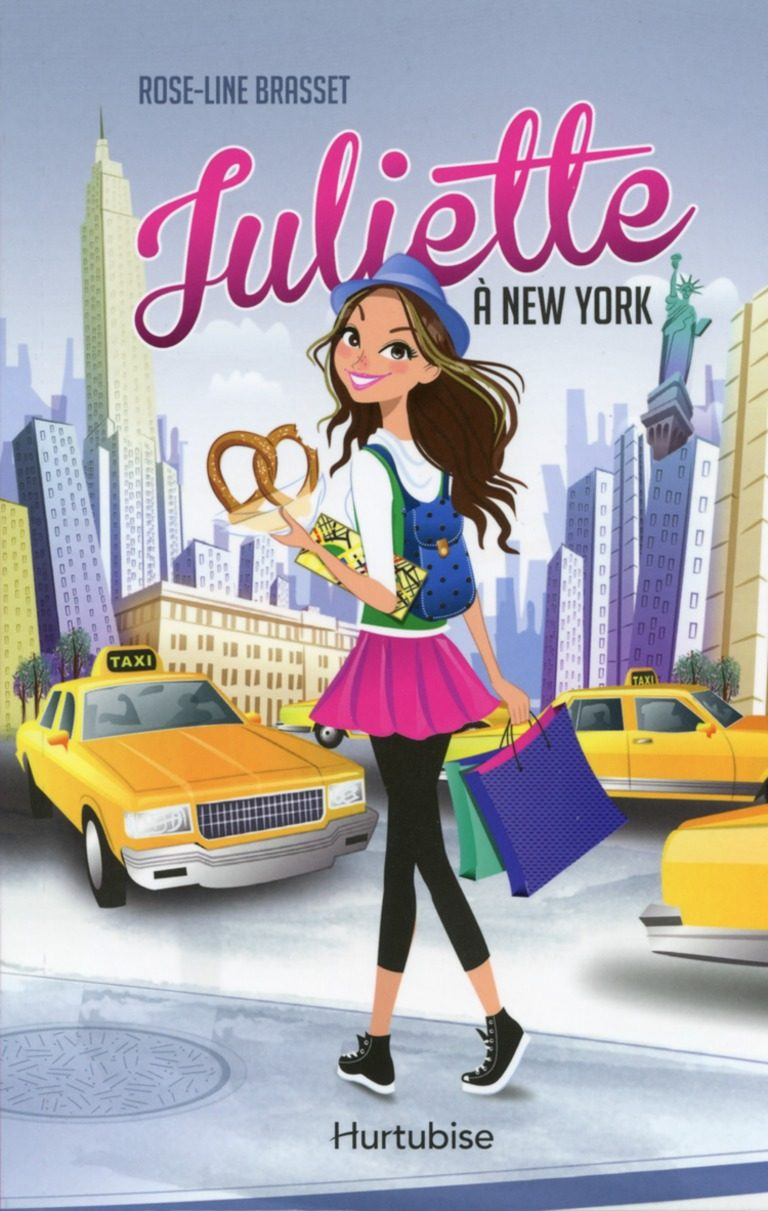 Communication Jeunesse Juliette A New York