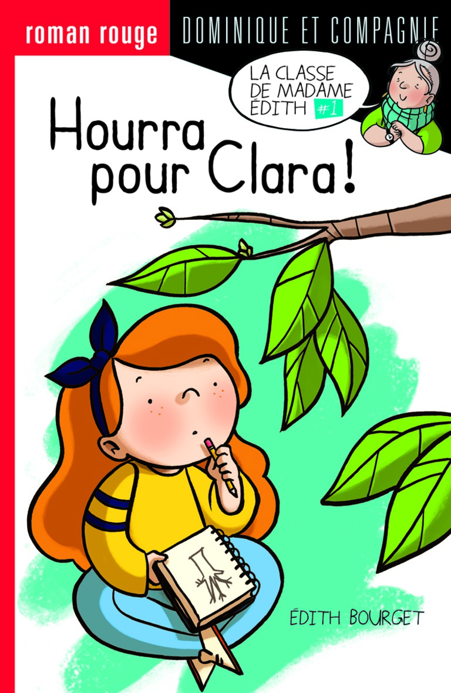 Hourra pour Clara!