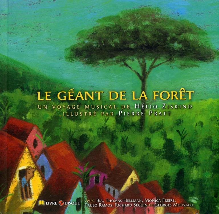 Le géant de la forêt un voyage musical