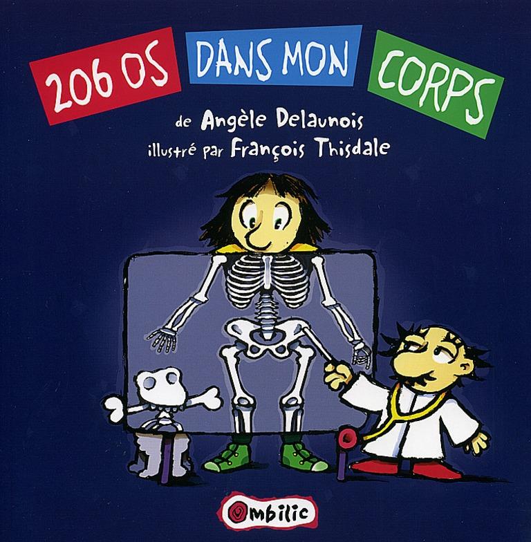 206 os dans mon corps