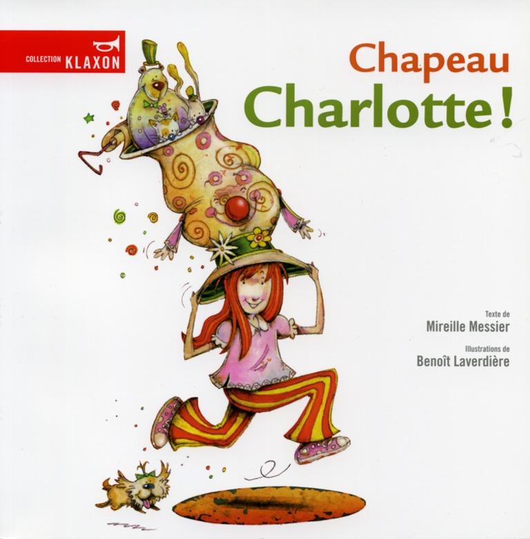 Chapeau Charlotte!