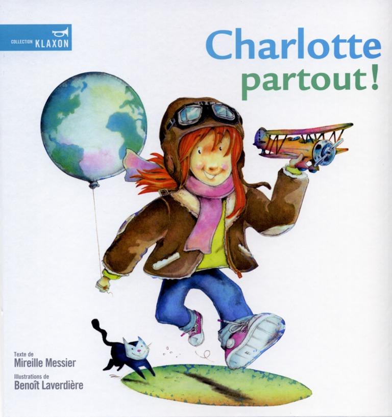 Charlotte partout!