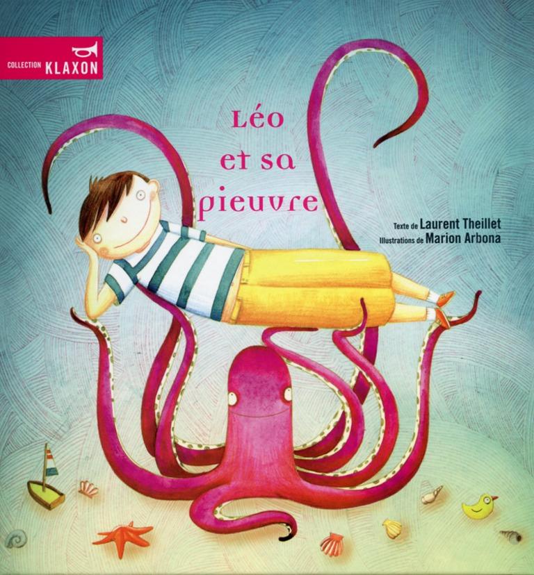 Léo et sa pieuvre