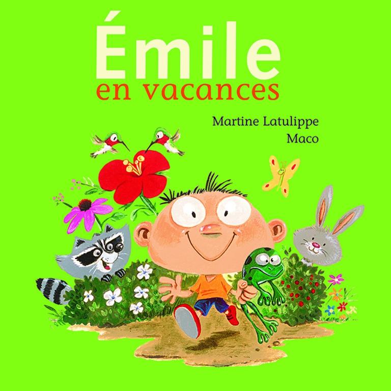 Émile en vacances