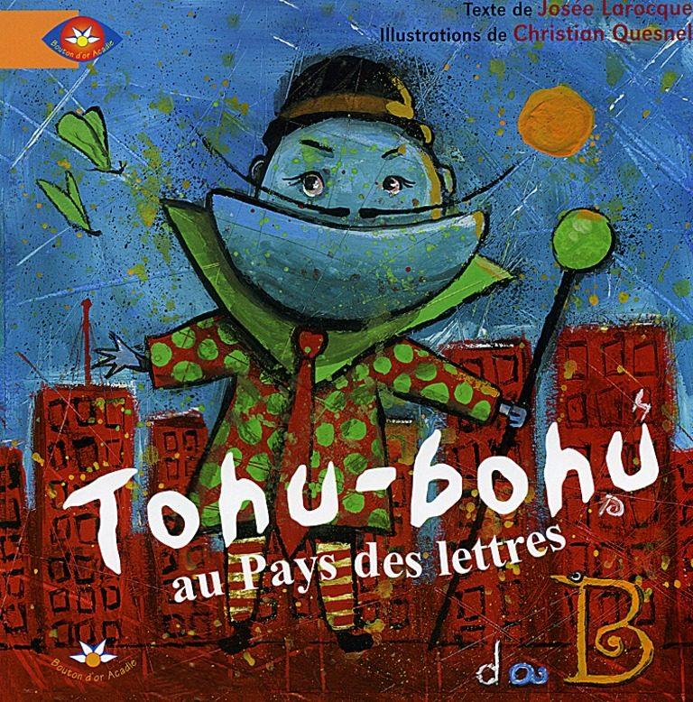 Tohu-Bohu au Pays des lettres (French Edition)