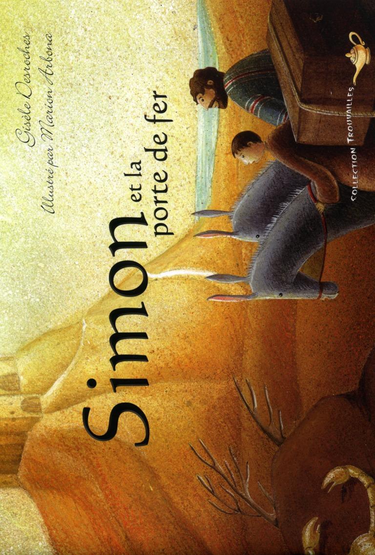 Simon et la porte de fer