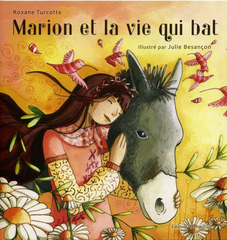 Marion et la vie qui bat