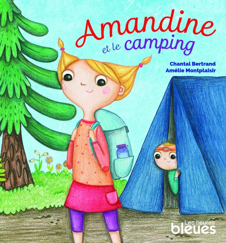 Amandine et le camping