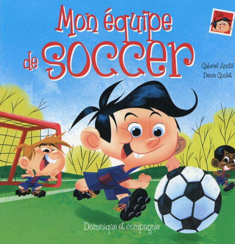 Mon équipe de soccer