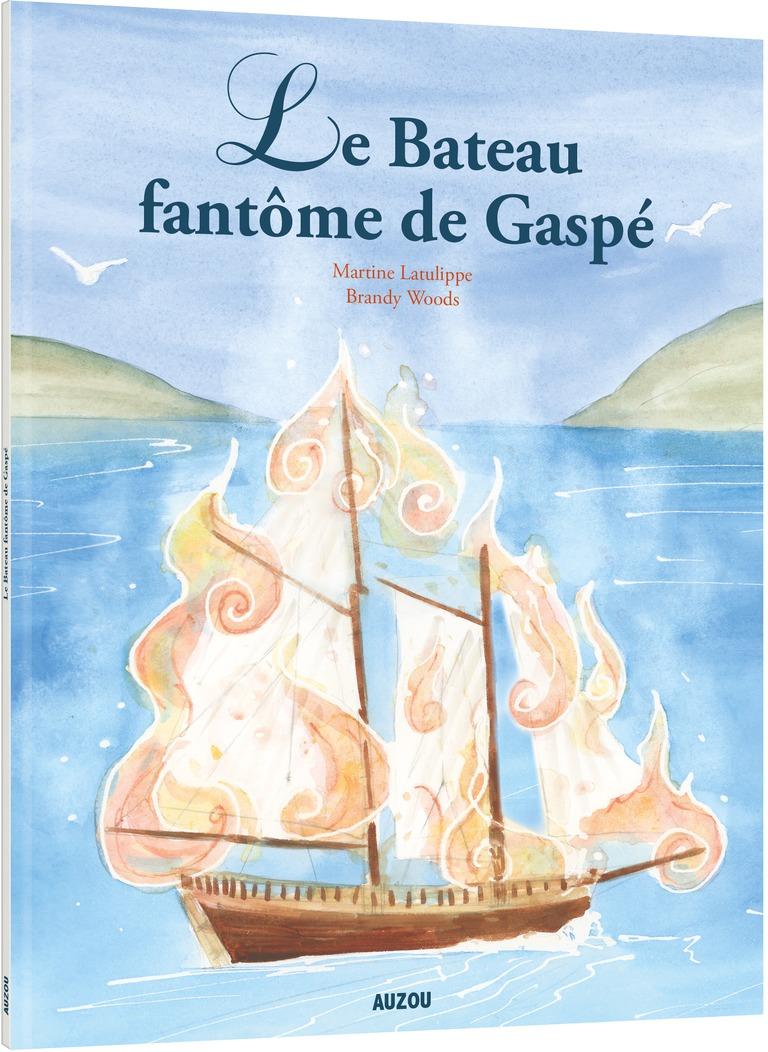Le bateau fantôme de Gaspé