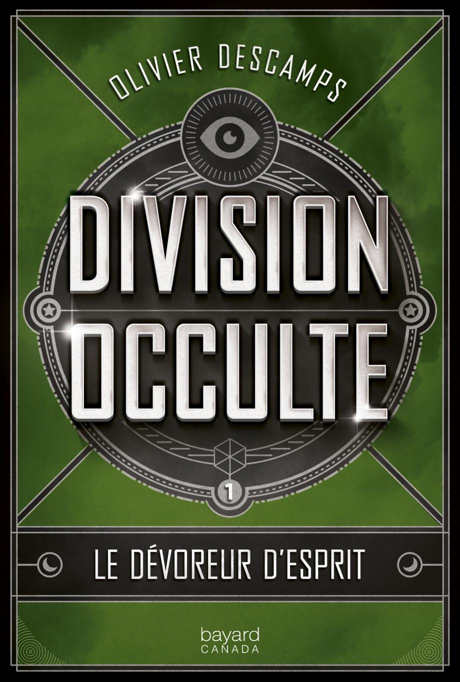 Division occulte : Le dévoreur d'esprits