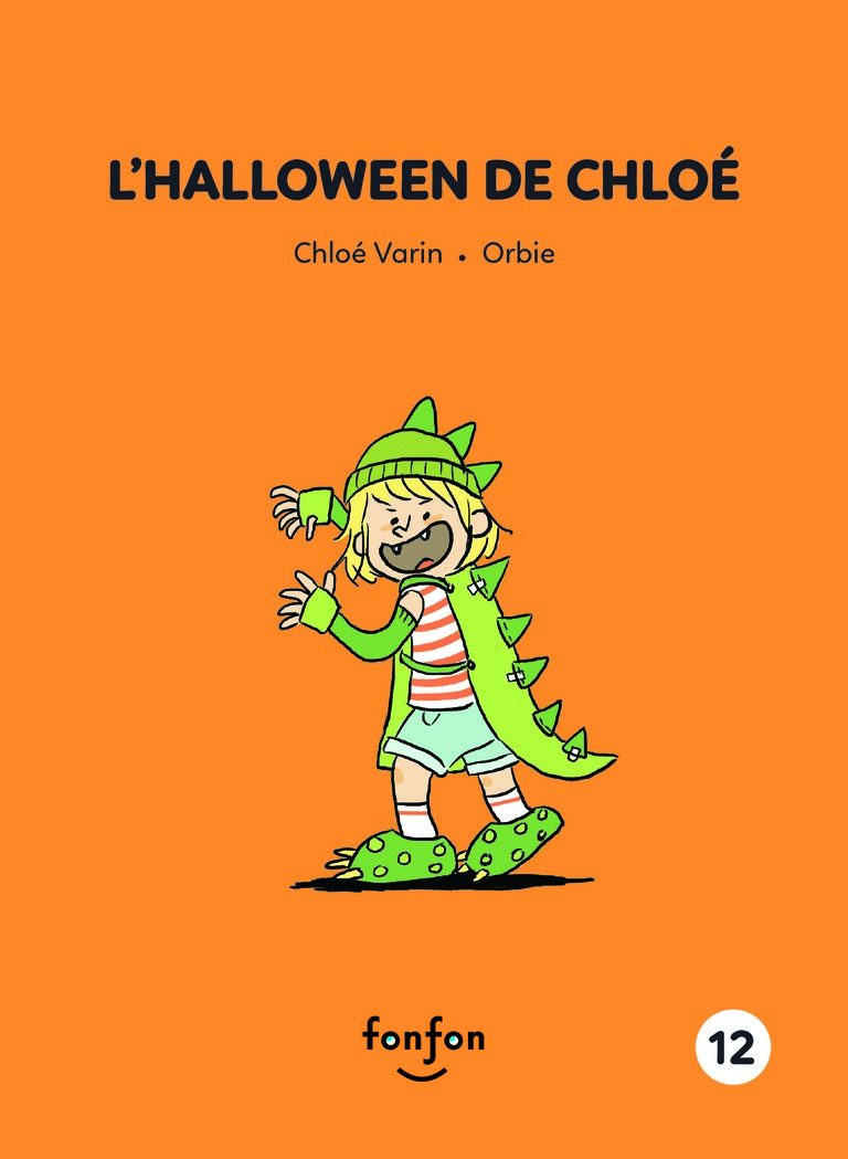 Communication Jeunesse L Halloween De Chloe