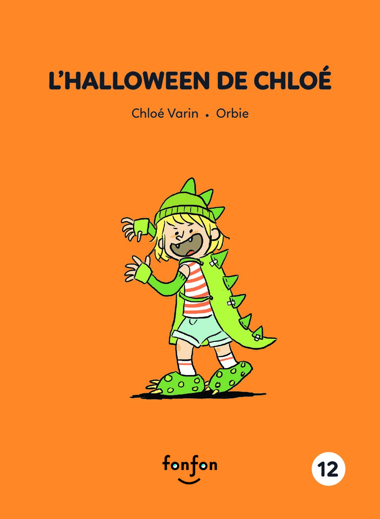 L'Halloween de Chloé