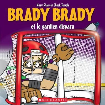 Brady Brady et le gardien disparu