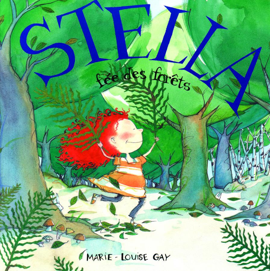 Stella, fée des forêts
