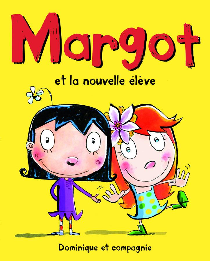 Margot et la nouvelle élève
