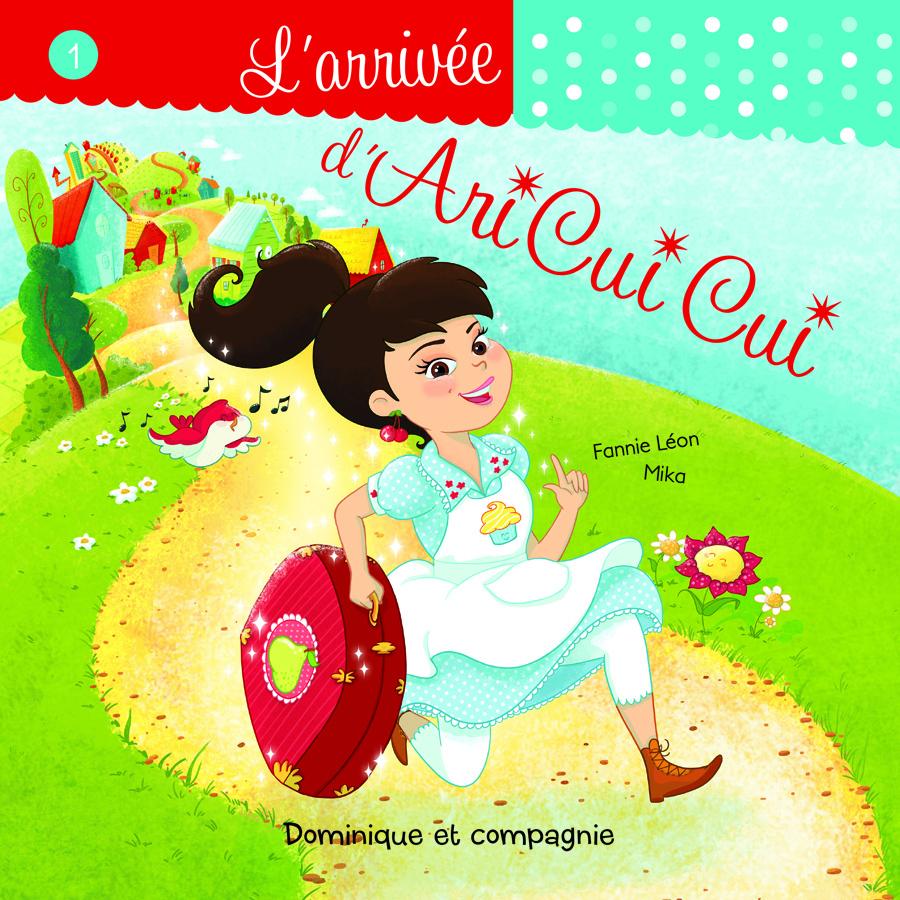 L'arrivée d'Ari Cui Cui