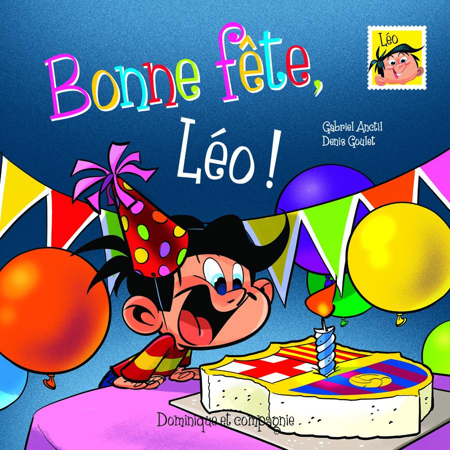 Bonne fête, Léo !